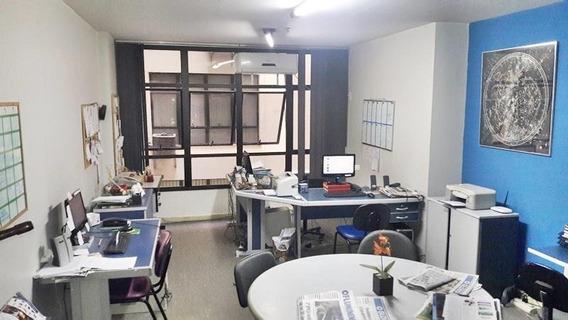 Sala Em Centro, Niterói/rj De 38m² Para Locação R$ 1.200,00/mes - Sa213181