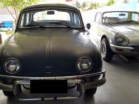 Gordini / Renault Gordini / Willys Gordini
