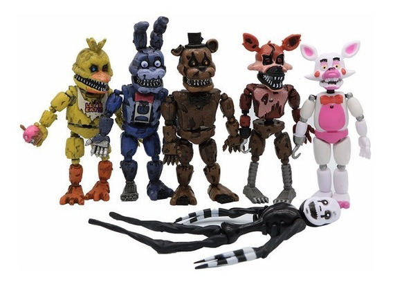 Kit Five Nights At Freddy
