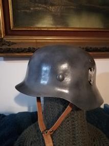 Casco M42 Paintball Bbs Gotcha Segunda Guerra Mundial