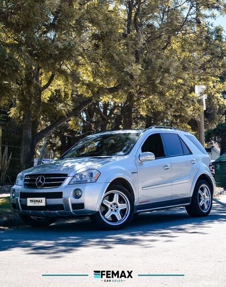 Mercedes-benz Ml63 Amg - Oportunidad Única