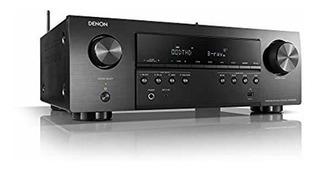 Receptor De Audio Y Vídeo Denon Av (avrs540bt)