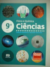 Livro Ciências 9º Ano - Física E Química - 2013