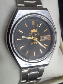 Reloj Orient Automatico 21 J Caballero Japan
