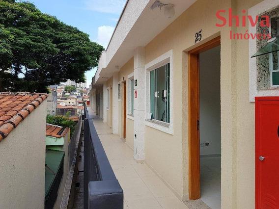 Apartamento Novo A 600 Metros Do Metrô Vila Matilde À Venda Na Penha, Sp - Ap0124