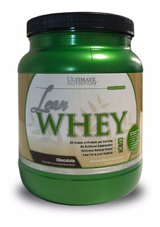 Lean Whey 454g Ultimate Nutrition Whey Natural Frete Grátis