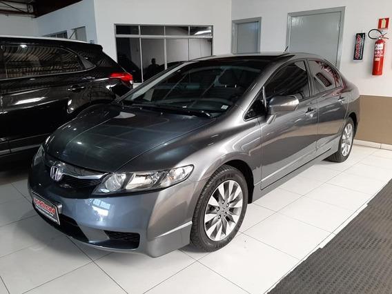 Honda Civic 1.8 Lxl Flex 4p Manual