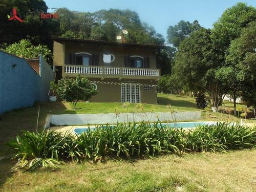 Chácara Com 3 Dormitórios À Venda, 5000 M² Por R$ 1.500.000,00 - Chácaras Maristela - Franco Da Rocha/sp - Ch0037
