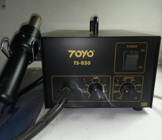 Estação De Retrabalho Toyo Ts 850