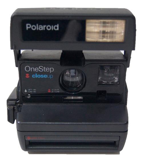 Antiga Máquina Fotográfica Polaroid Onestep