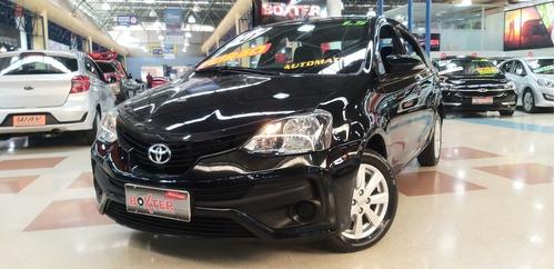 Imagem 1 de 10 de Toyota Etios 1.5 X Plus Sedan 16v
