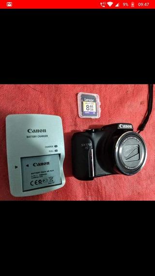 Câmera Canon Powershot Semi Profissional
