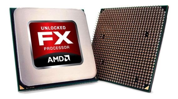 Processador Amd Fx 8350 Am3+ S/ Cooler Produto De Mostruário