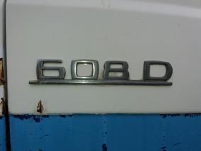 Mercedes_benz 608 D 1984