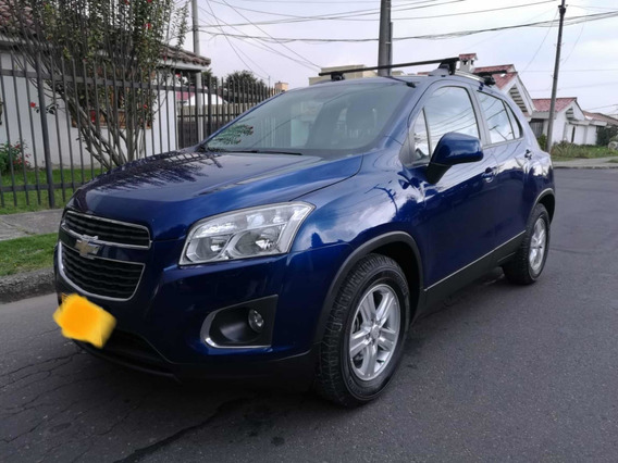 Chevrolet Tracker Trackert Aut
