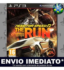 Need For Speed The Run - Ps3 - Digital Psn - Envio Agora !!