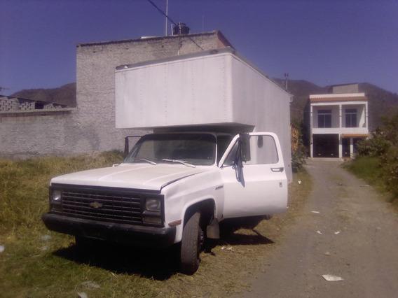 Chevrolet Pickup 3500 Con Caja Mod.91 A Un Super Precio!!!