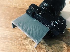 Sun Shade Para Sony Mirrorless A6500 / A6300 - Impressão 3d