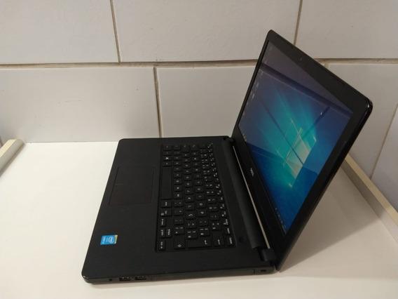 Notebook Dell Core I3-5005u 4gb 500gb