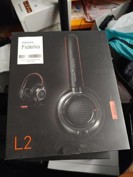 Fone De Ouvido Philips Fidelio L2