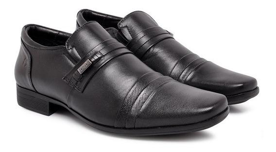 Sapato Social Ferricelli Ge47475 Preto