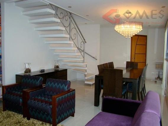 Cobertura Residencial À Venda, Jardim Do Mar, São Bernardo Do Campo - Co0086. - Co0086