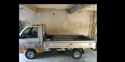 Chana Utility Food Truck