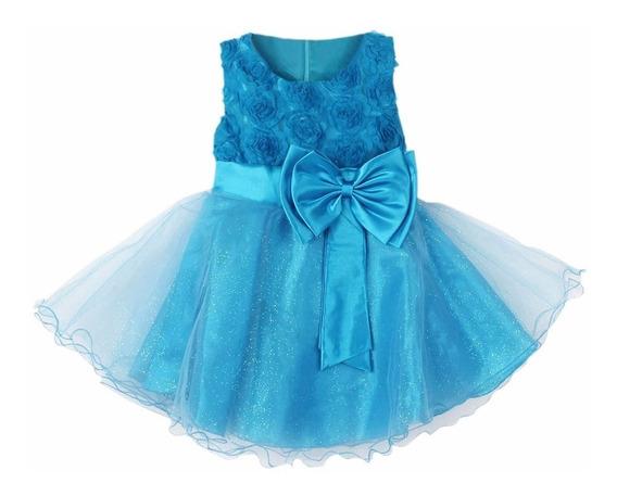 Vestido Infantil Princesa Casamento Formatura E Tiara Oferta