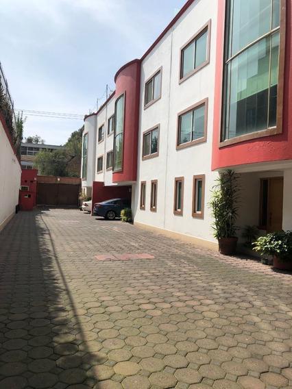 Residencia En Venta, Colonia Del Carmen, Alcaldía Coyoacán,