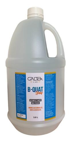 Amonio Cuaternario Desinfectante Quinta Generacion Galon