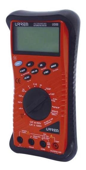 Multímetro Digital Autom 1000vcd/750vca Profesional