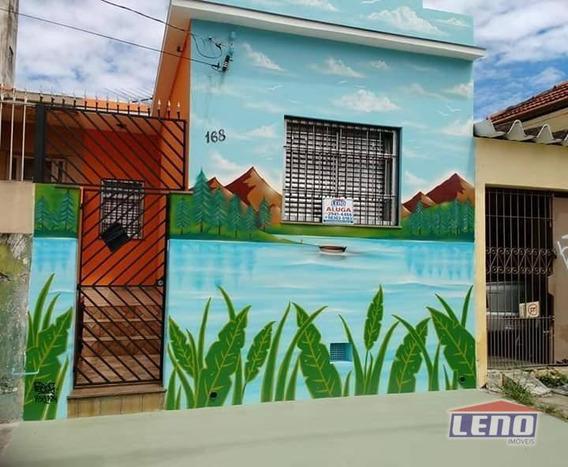 Casa Com 2 Dormitórios Para Alugar, 70 M² Por R$ 1.600/mês - Penha De França - São Paulo/sp - Ca0275