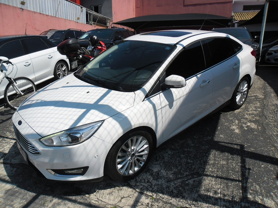 Ford Focus Fastback 2.0 Titanium Plus