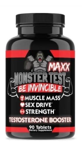 Moster Test Maxx 90 Caps - L a $12
