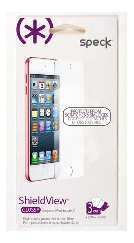Lamina Protectora Speck Shieldview iPod Touch 5g (3 Und)
