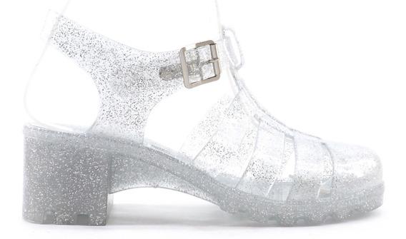 Sandalias Full Plastic Lolette Muaa Dama Mujer Promocion