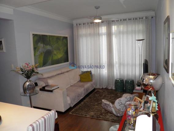 Vila Mariana - Excelente Apto De 3 Dormitórios, Vaga Coberta Fixa, 98m²au, Próximo Metrô - Bi14263
