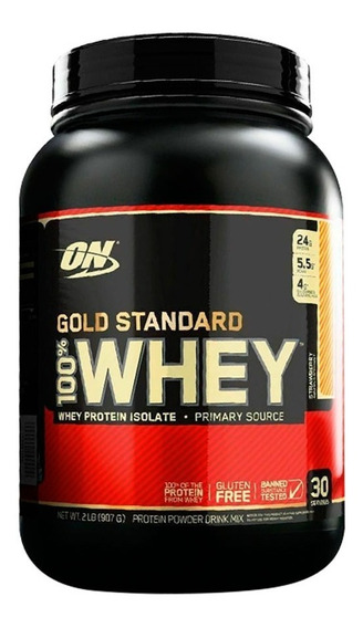 Proteina Whey Gold Standard - 2 Lb Optimum Nutrition