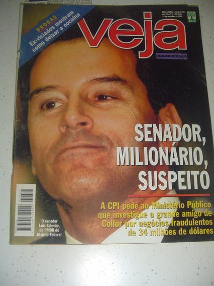 Revista Veja 1625 Chico B Galisteu Altamira Hittler Beck1999