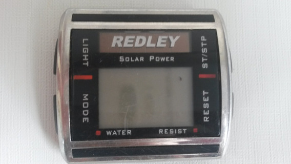 Antigo Relogio Da Redley Solar Sem A Pulseira