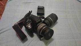 Camera Profissonal Sony A390