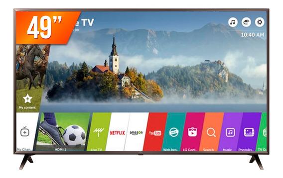 Smart Tv Pro Led 49