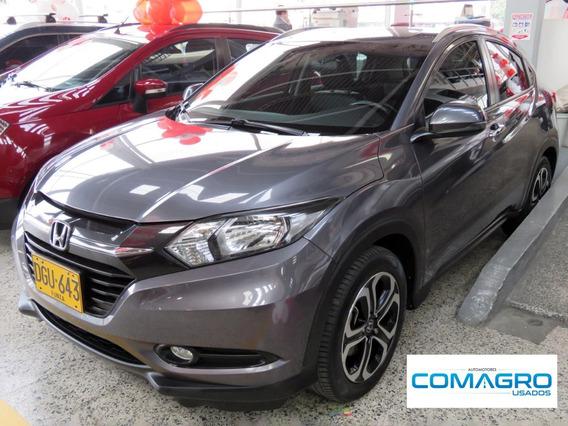 Honda Hrv Ex 4wd2016 Dgu643