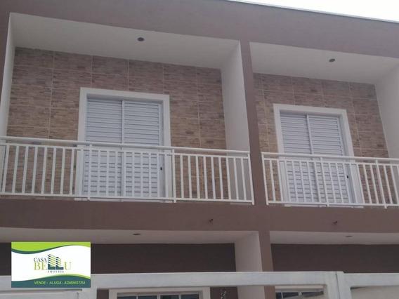 Sobrado Residencial À Venda, Jardim Santo Antonio - Ca0155