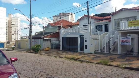 Casa À Venda Por R$ 400.000 - Vila Industrial - Campinas/sp - Ca0407