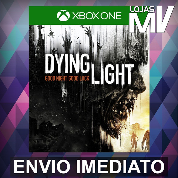 Dying Light - Xbox One Código 25 Dígitos