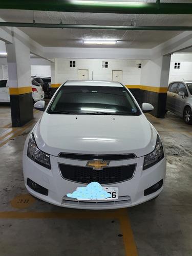 Chevrolet Cruze Lt 1.8 16v Ecotec 4p Automático 2014
