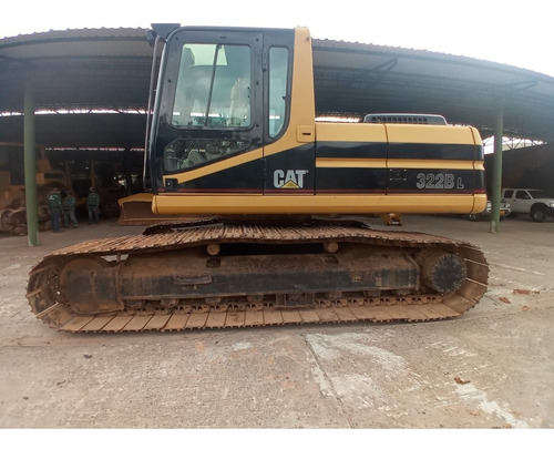 322bl Cat Modelo 2000