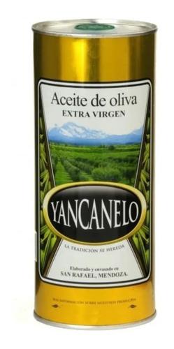 Aceite De Oliva Yancanelo 1 Litro - San Rafael, Mendoza
