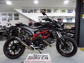 Ducati Hypermotard821 Negra 2014